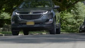 Chevrolet Equinox TV Spot, 'NBC: Open House NYC: Up to the Task' [T2] - Thumbnail 6
