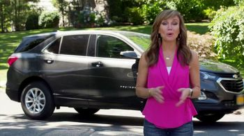 Chevrolet Equinox TV Spot, 'NBC: Open House NYC: Up to the Task' [T2] - Thumbnail 8