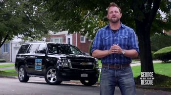 Chevrolet TV Spot, 'NBC 4: George to the Rescue: Support' [T2] - Thumbnail 2