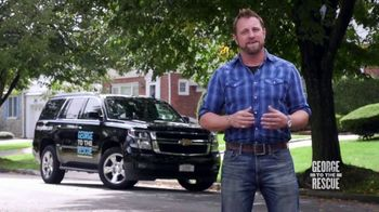 Chevrolet TV Spot, 'NBC 4: George to the Rescue: Support' [T2] - Thumbnail 9
