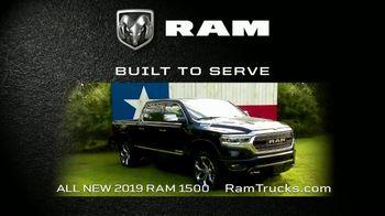 2019 Ram 1500 TV Spot, 'Storage and Leg Room' [T2] - Thumbnail 10