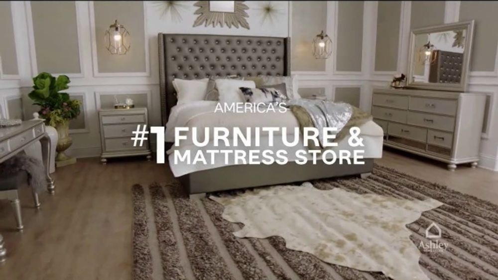 Ashley Homestore Sale Clearance Event Tv Commercial So Many