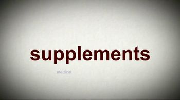 Colonial Penn Whole Life Insurance TV Spot, 'The Need for Supplements' Featuring Alex Trebek - Thumbnail 1