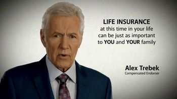 Colonial Penn Whole Life Insurance TV Spot, 'The Need for Supplements' Featuring Alex Trebek
