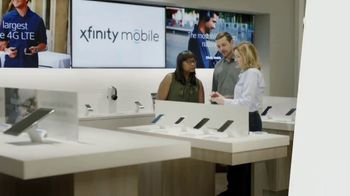 XFINITY Mobile TV Spot, 'What's a Gig of Data?: $100' - Thumbnail 4