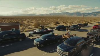 Ford Trucks TV Spot, 'Business Up Front, Party in the Back' Song by Jerry Reed [T2] - 1 commercial airings