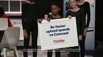 Frontier Communications FiOS Internet TV Spot, 'Smart House: Eight Times Faster' - Thumbnail 10