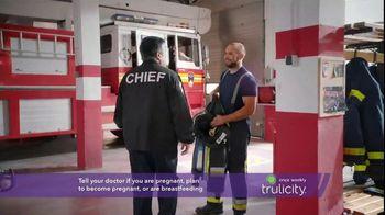 Trulicity TV Spot, 'Do More: Firefighter' - Thumbnail 5