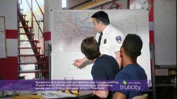Trulicity TV Spot, 'Do More: Firefighter' - Thumbnail 7