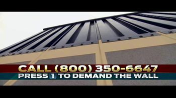 House Freedom Fund TV Spot, 'The Wall' - 12 commercial airings