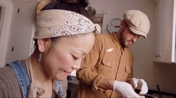 IKEA TV Spot, 'Celebrating Japanese Christmas in Portland' Featuring Nico Tortorella - Thumbnail 5