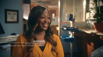 Cancer Treatment Centers of America TV Spot, 'Cancer Won't Wait'