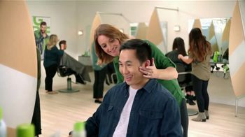 Great Clips The Great Haircut Sale TV Spot, 'Lowest Price of the Season' - Thumbnail 7