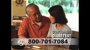 24/7 Diabetic Health Hotline TV Spot, 'Testing Supplies and Cookbook' - Thumbnail 2
