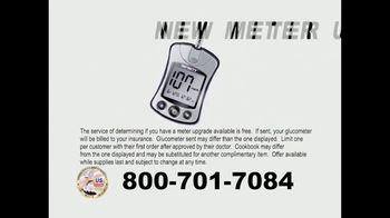 24/7 Diabetic Health Hotline TV Spot, 'Testing Supplies and Cookbook' - Thumbnail 6