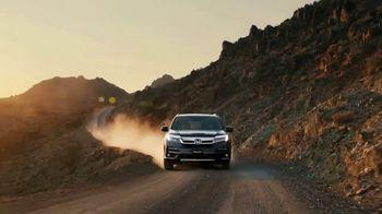 Honda TV Spot, 'SUVs: Why Not?' [T2] - 31 commercial airings