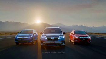 Honda TV Spot, 'SUVs: Why Not?' [T2] - Thumbnail 1