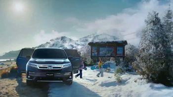 Honda TV Spot, 'SUVs: Why Not?' [T2] - Thumbnail 2
