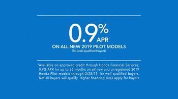 Honda TV Spot, 'SUVs: Why Not?' [T2] - Thumbnail 8