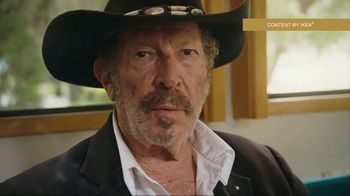 IKEA TV Spot, 'Celebrating Hanukkah with a Country Music Legend' Featuring Kinky Friedman
