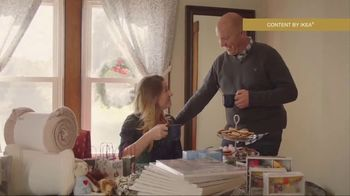 IKEA TV Spot, 'Holidays: A Merry Berry Advent' Featuring Nico Tortorella - Thumbnail 2