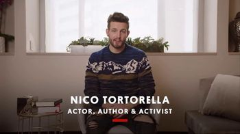 IKEA TV Spot, 'Holidays: A Merry Berry Advent' Featuring Nico Tortorella