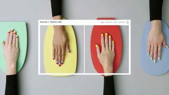 Squarespace TV Spot, 'Nails by Naya Lee' - Thumbnail 4