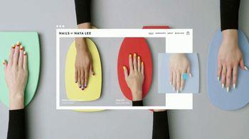 Squarespace TV Spot, 'Nails by Naya Lee' - Thumbnail 5