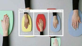 Squarespace TV Spot, 'Nails by Naya Lee' - Thumbnail 6
