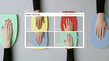 Squarespace TV Spot, 'Nails by Naya Lee' - Thumbnail 7