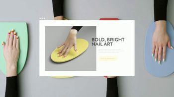 Squarespace TV Spot, 'Nails by Naya Lee' - Thumbnail 8