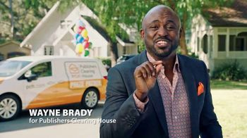 Publishers Clearing House Forever Prize TV Spot, 'Don't Wait' Featuring Wayne Brady - Thumbnail 1