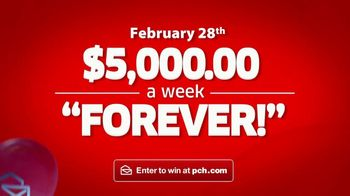 Publishers Clearing House Forever Prize TV Spot, 'Don't Wait' Featuring Wayne Brady - Thumbnail 10
