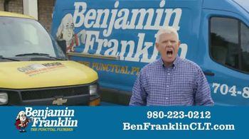 Benjamin Franklin Plumbing TV Spot, 'Two Companies With One Mission'