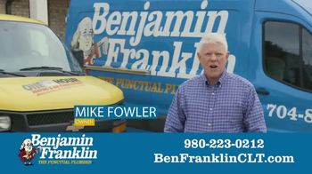 Benjamin Franklin Plumbing TV Spot, 'Two Companies With One Mission' - Thumbnail 2
