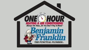 Benjamin Franklin Plumbing TV Spot, 'Two Companies With One Mission' - Thumbnail 4