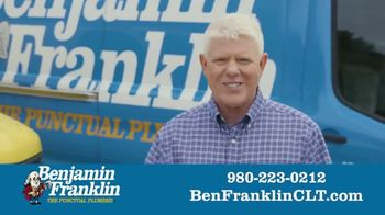 Benjamin Franklin Plumbing TV Spot, 'Two Companies With One Mission' - Thumbnail 5