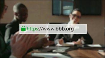 Better Business Bureau TV Spot, 'Professionals You Can Trust' - Thumbnail 10