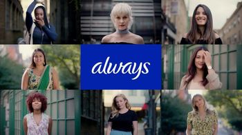 Always Ultra Thin TV Spot, 'Always My Fit: retratos' [Spanish]