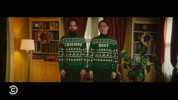 iRobot i7+ TV Spot, 'Comedy Central: Best Friends' Guide: Holiday Traditions' - Thumbnail 4