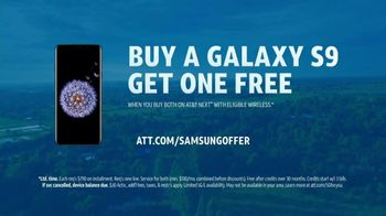 AT&T Wireless TV Spot, 'OK: Tattoo Parlor: Samsung Galaxy S9' - Thumbnail 9