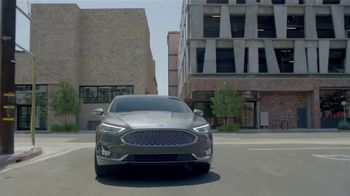 2019 Ford Fusion Hybrid TV Spot, 'Start the New Year Off in Style' [T2] - Thumbnail 1