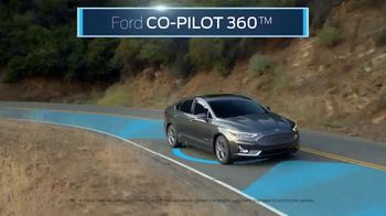 2019 Ford Fusion Hybrid TV Spot, 'Start the New Year Off in Style' [T2] - Thumbnail 4