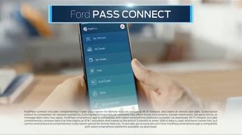 2019 Ford Fusion Hybrid TV Spot, 'Start the New Year Off in Style' [T2] - Thumbnail 5