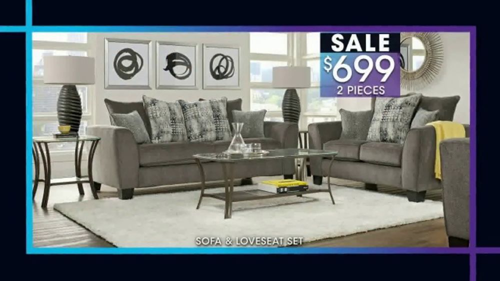 Groovy Rooms To Go January Clearance Sale Tv Commercial Sofa Loveseat Sets Video Frankydiablos Diy Chair Ideas Frankydiabloscom