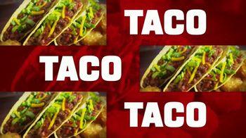 Taco John's Three Taco Combo TV Spot, 'Get Full for $6'