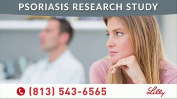 Eli Lilly TV Spot, 'Psoriasis Research Study: Tampa'