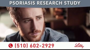 Eli Lilly TV Spot, 'Psoriasis Research Study'
