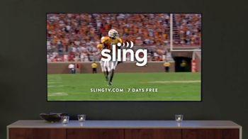 Sling TV Spot, 'Mood' Featuring Nick Offerman, Megan Mullally - Thumbnail 9