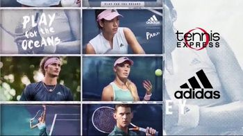 Tennis Express TV Spot, 'adidas: Parley Collection'